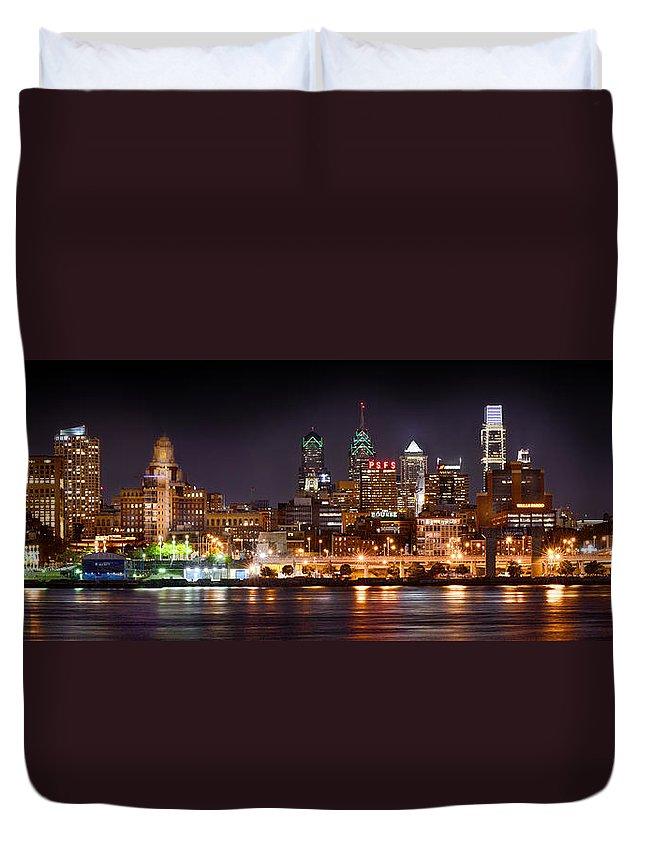 Philadelphia Skyline Duvet Covers