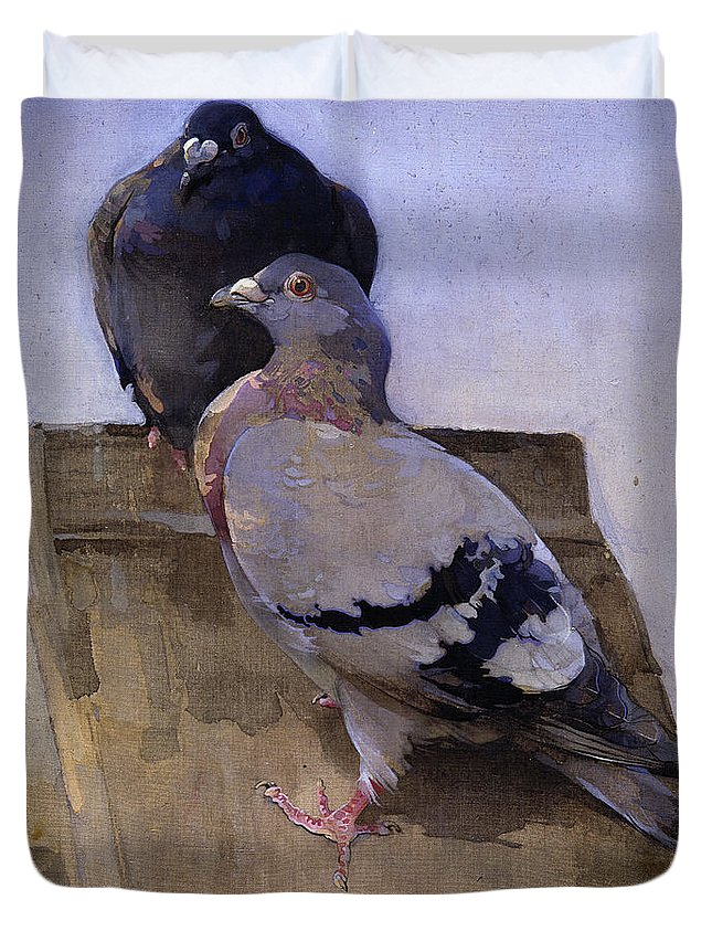 Pigeon Duvet Covers