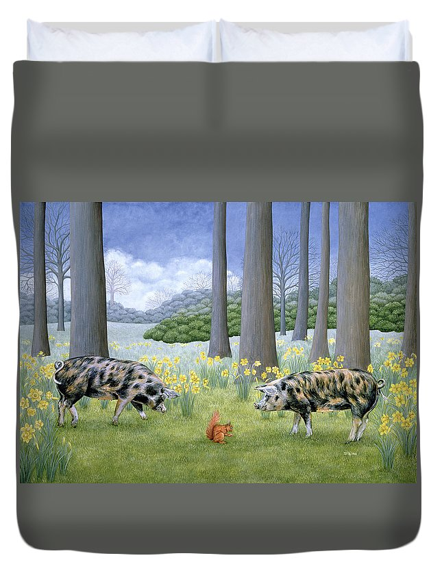 Pig Duvet Covers