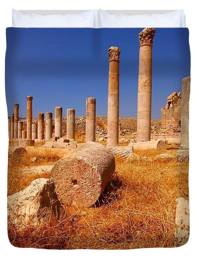 Jerash Duvet Covers