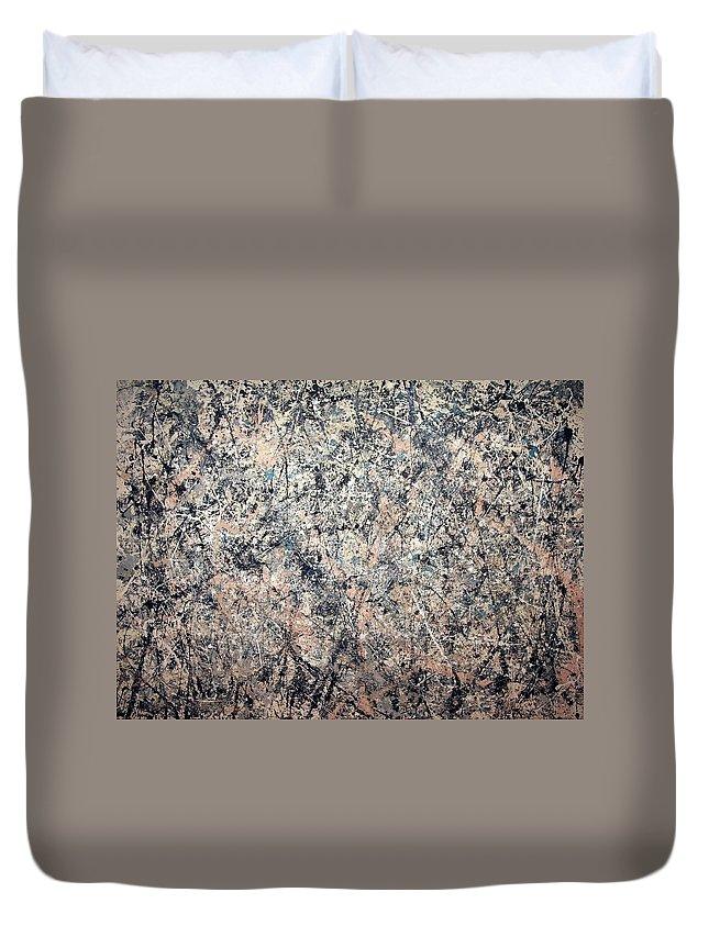 Jackson Pollock Duvet Covers