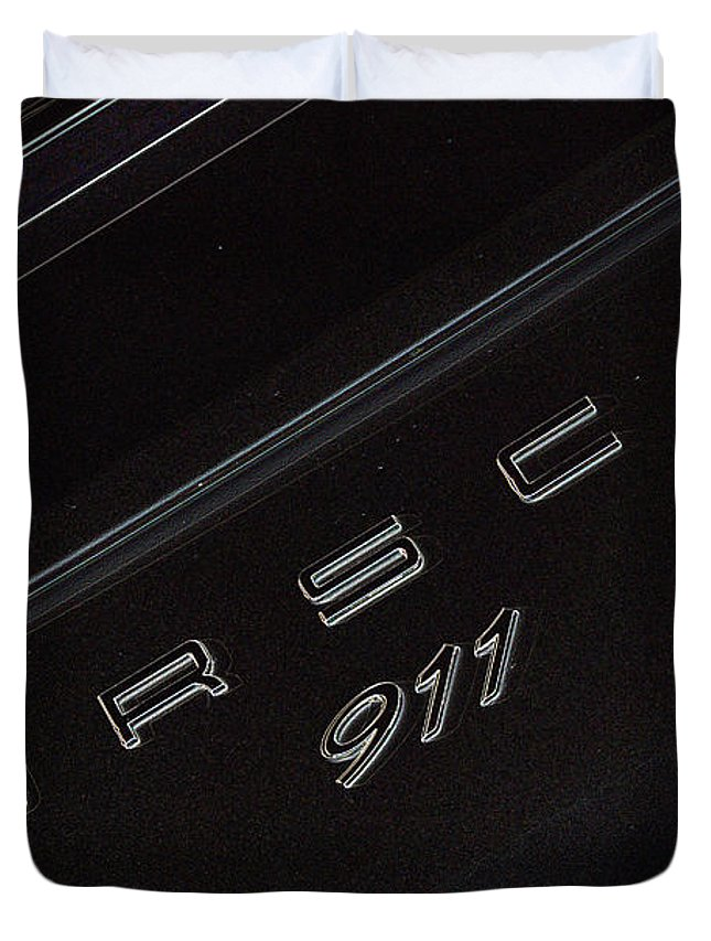 Porsche 1 Duvet Cover For Sale By Wendy Wilton