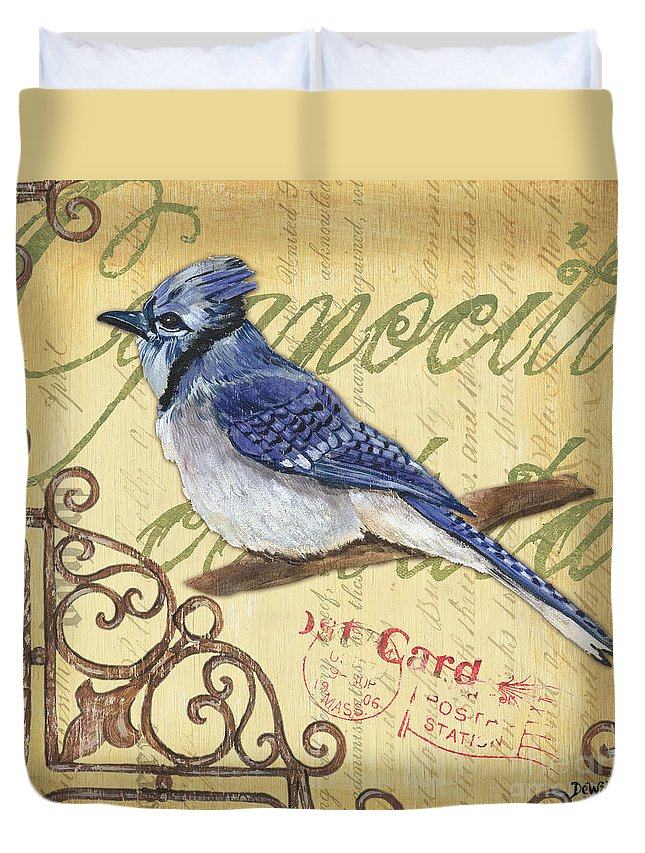 Bluejay Duvet Covers