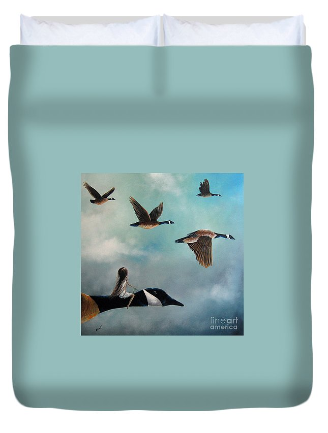 Geese Duvet Covers
