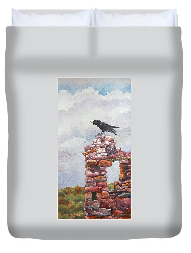 Cliff Dwelling Duvet Covers
