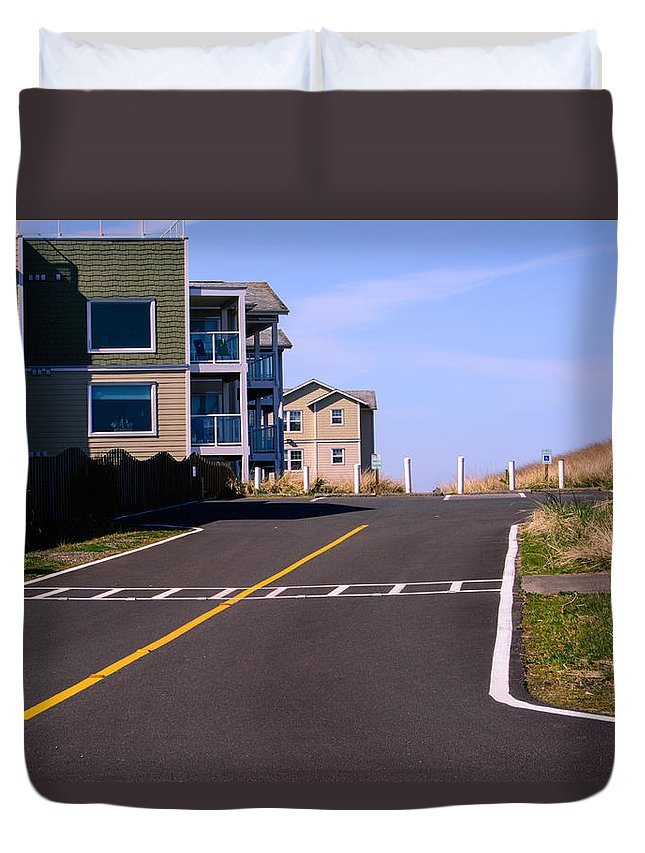 Beach Duvet Cover featuring the photograph Ready For Summer by Tikvah's Hope