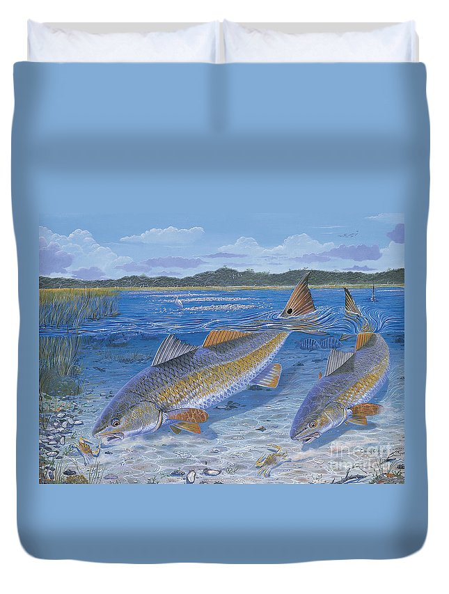 Oyster Boat Duvet Covers