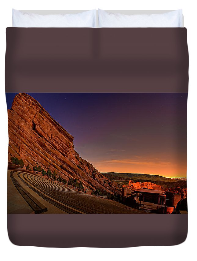 Red Rock Duvet Covers