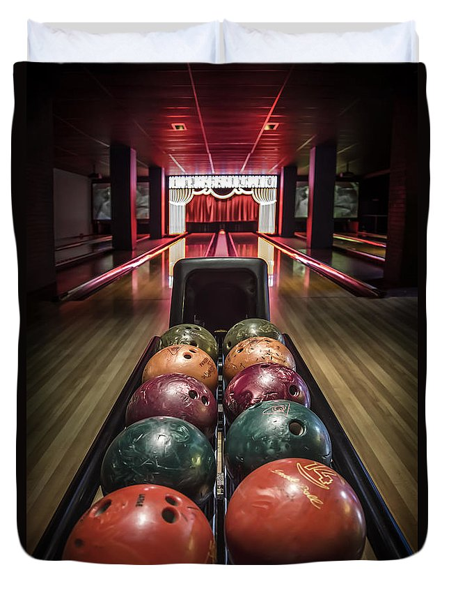Bowling Ball Duvet Covers