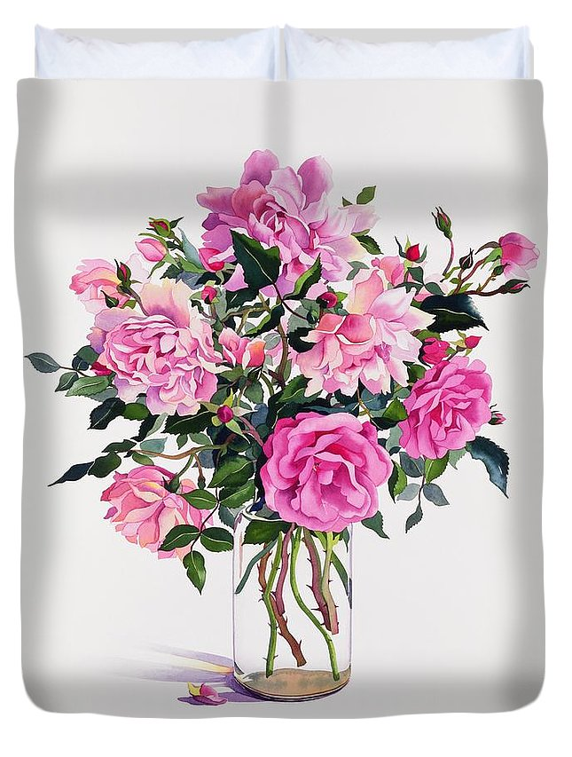 Designs Similar to Roses In A Glass Jar