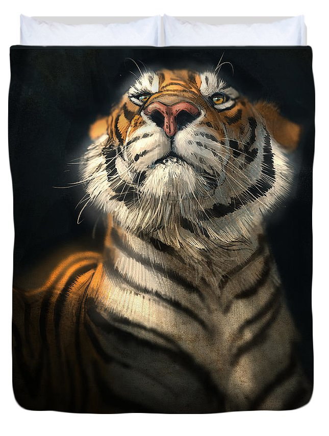 Tiger Duvet Covers