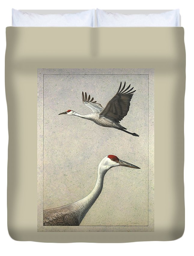 Crane Duvet Covers