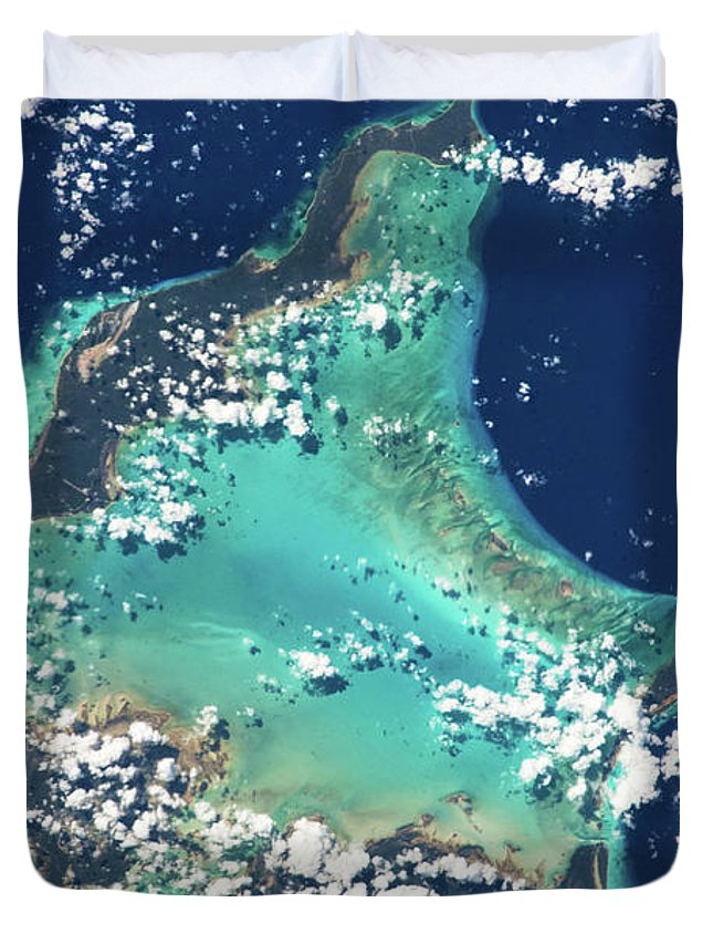 International Space Station Duvet Covers
