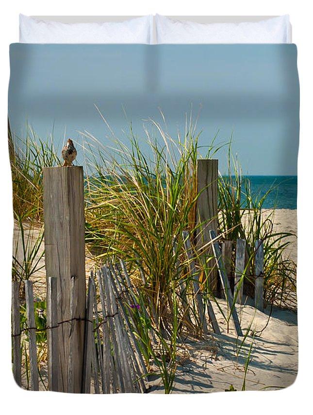 Fence Post Duvet Covers