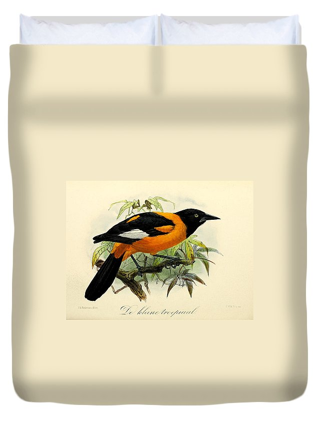 Oriole Duvet Covers