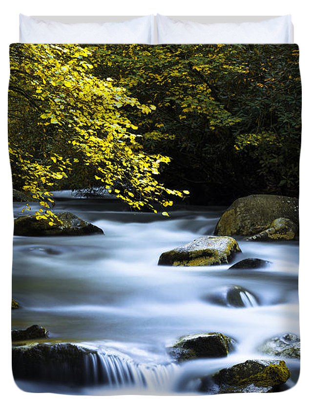 Great Smoky Mountains Duvet Covers