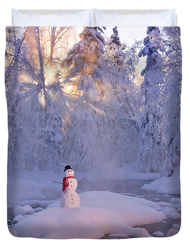 Christmas Island Duvet Covers