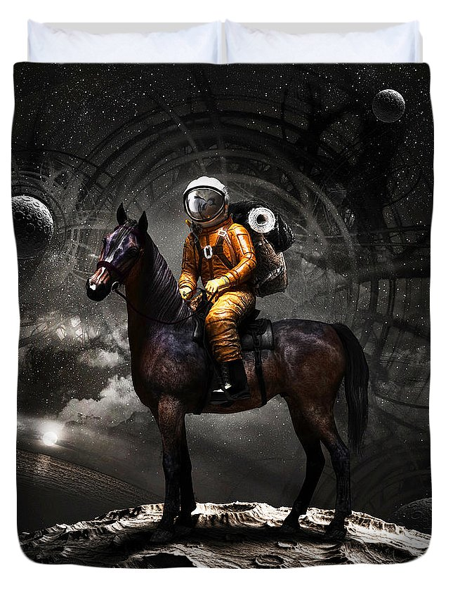 Space Duvet Covers