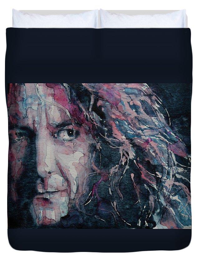 Robert Plant Duvet Covers