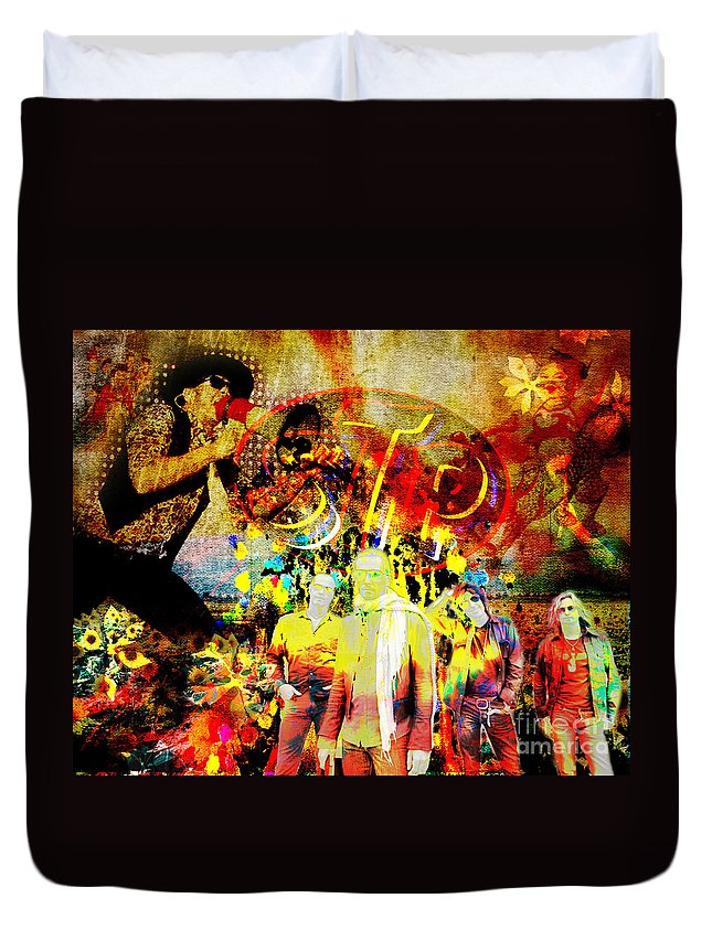 Stone Temple Pilots Duvet Covers