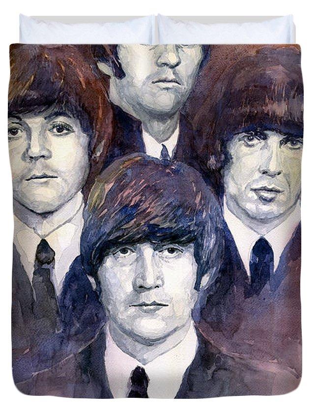 Beatles Duvet Covers