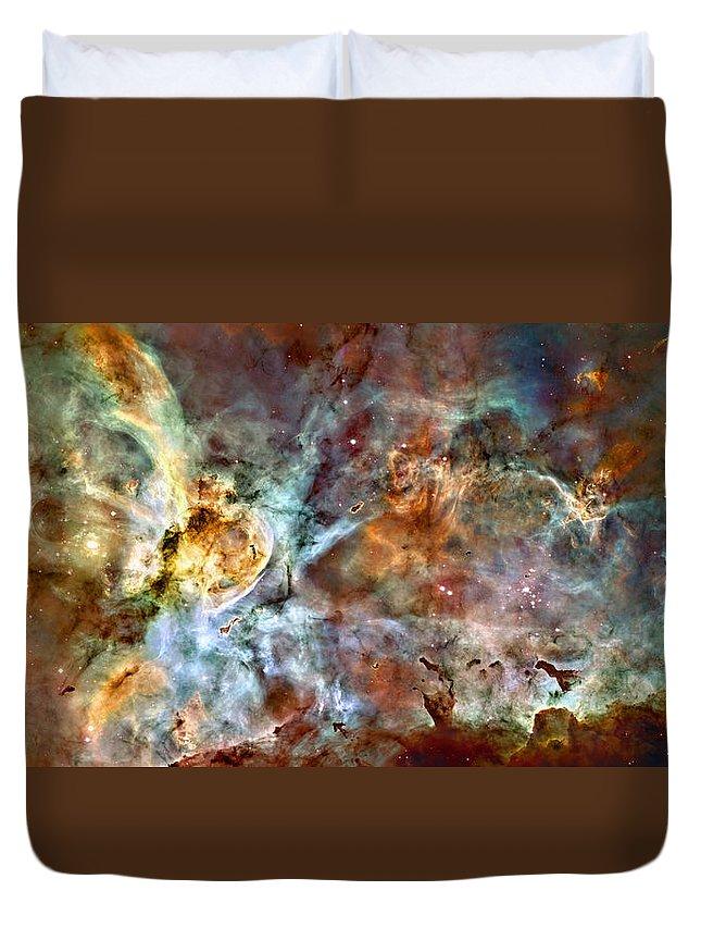 Nebular Duvet Covers