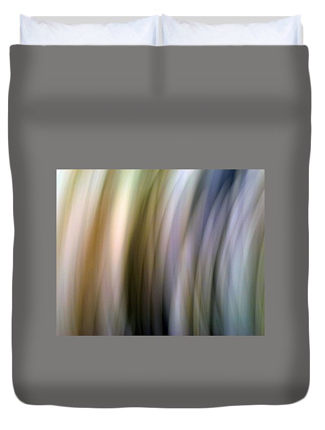 Determination Duvet Cover featuring the photograph The Determination by Munir Alawi
