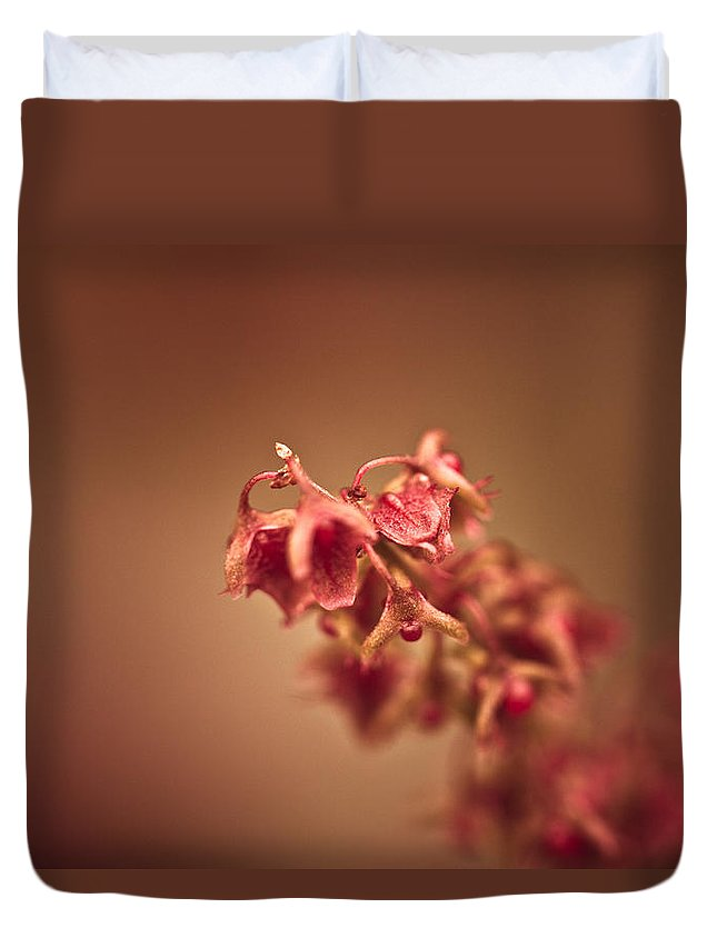 Fire Duvet Cover featuring the photograph The Fire Within by Shane Holsclaw