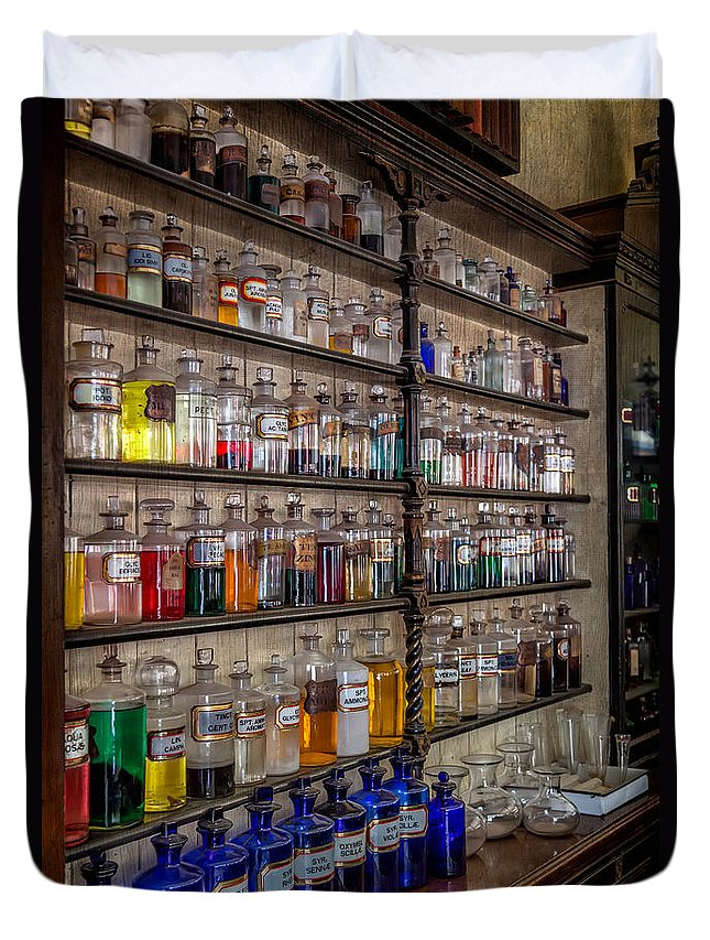 Designs Similar to The Pharmacy by Adrian Evans