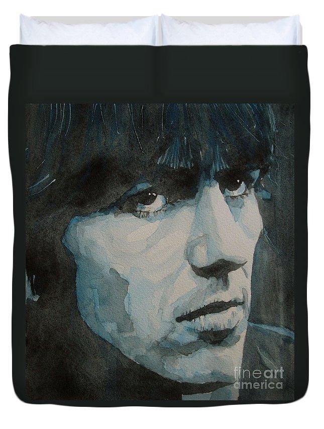 George Harrison Duvet Covers