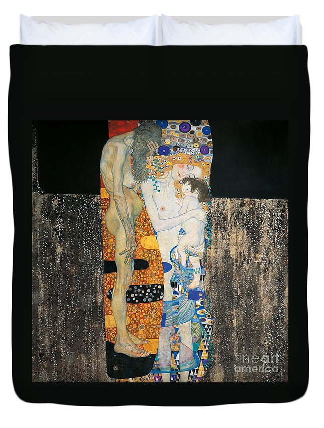 Human Interest Paintings Duvet Covers