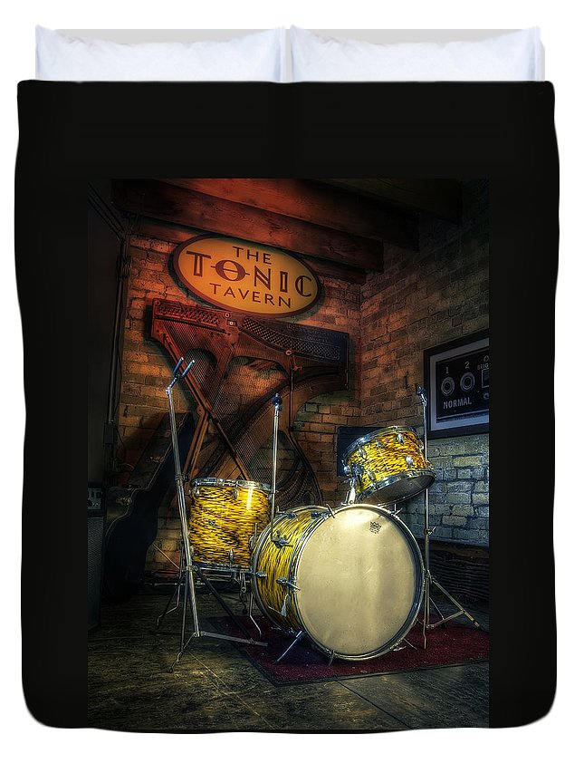 Drum Duvet Covers