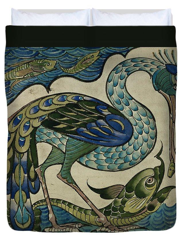 Heron Duvet Covers