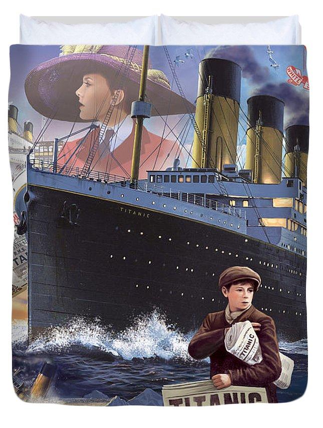 Designs Similar to Titanic - Landscape