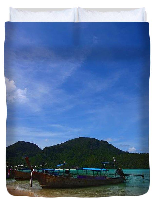 Phi Phi Island Duvet Covers