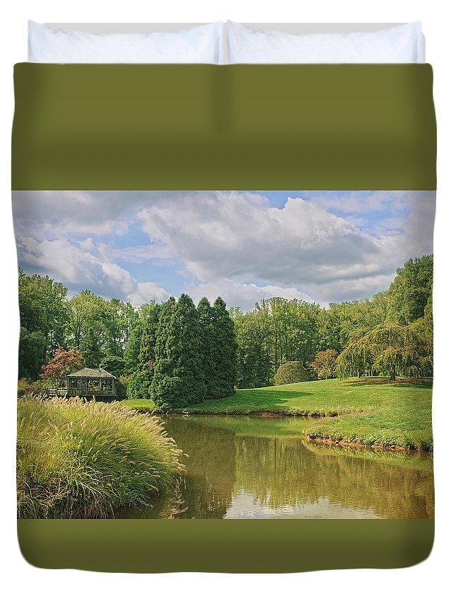 Brookside Gardens Duvet Covers
