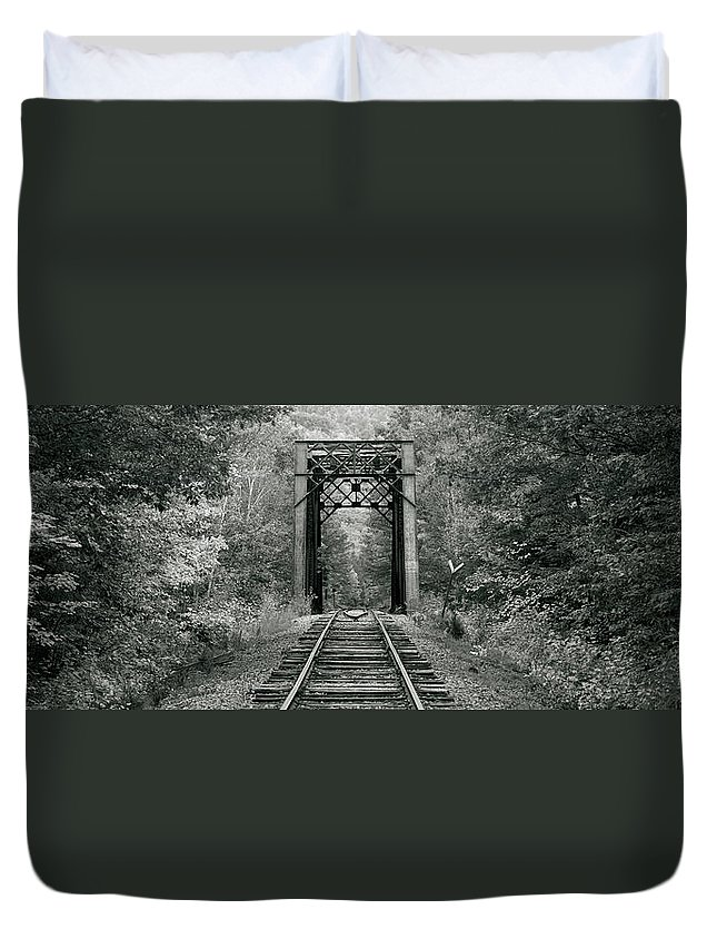 Crawford County Photographs Duvet Covers