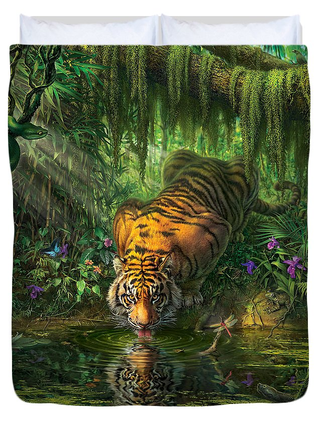 Jungle Duvet Covers