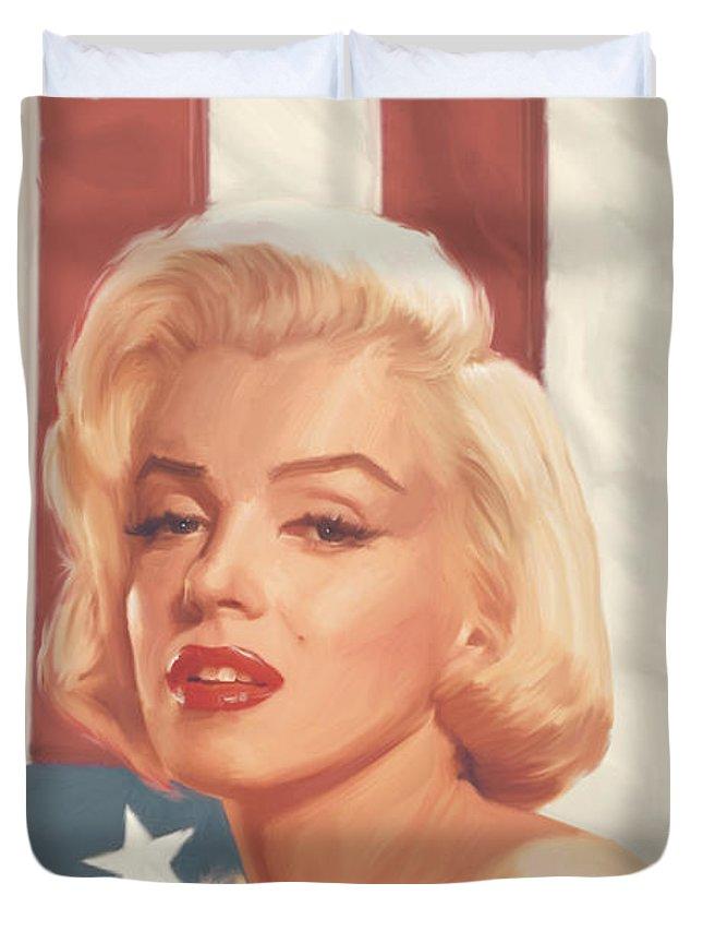 Marilyn Monroe Duvet Covers