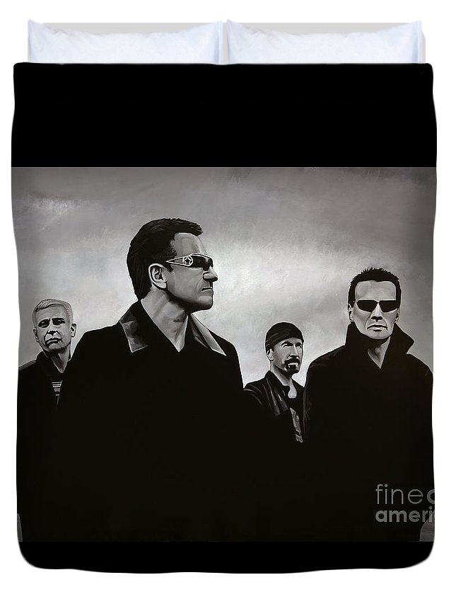 U2 Duvet Covers