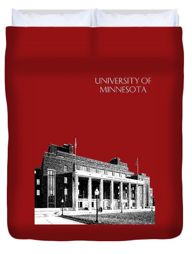 University Of Minnesota Duvet Covers