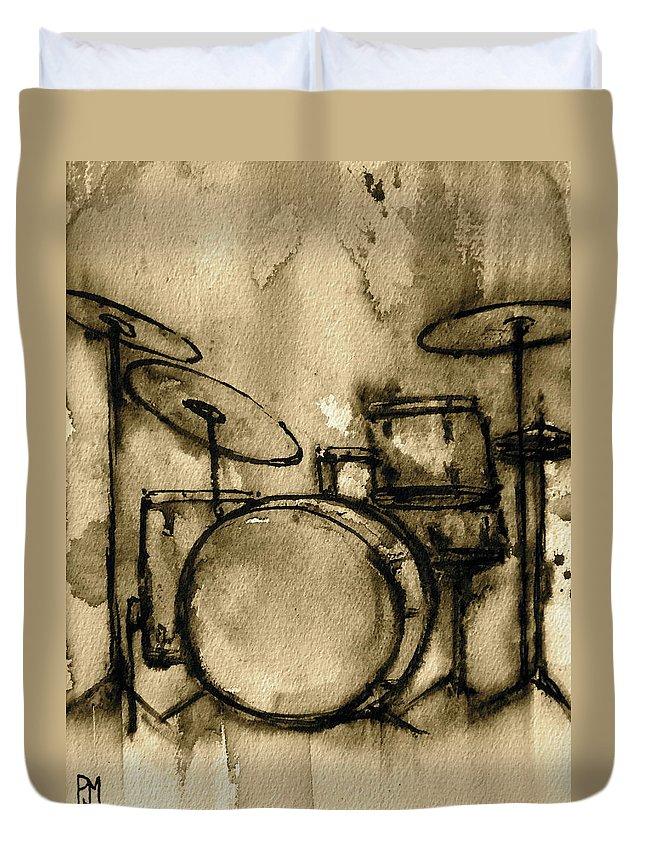 Drum Duvet Covers