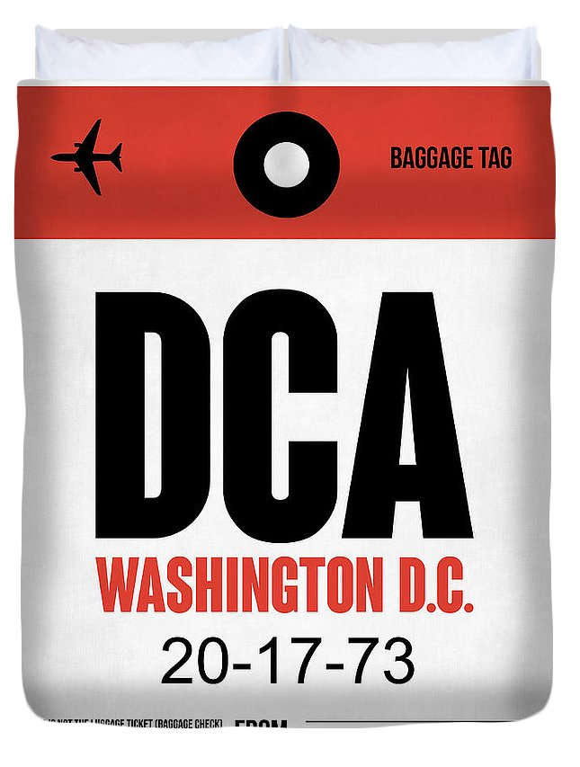 Washington D.c Duvet Covers