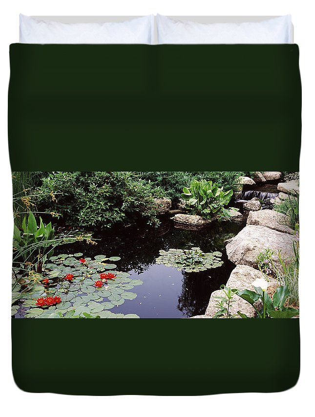 Olbrich Botanical Gardens Duvet Covers