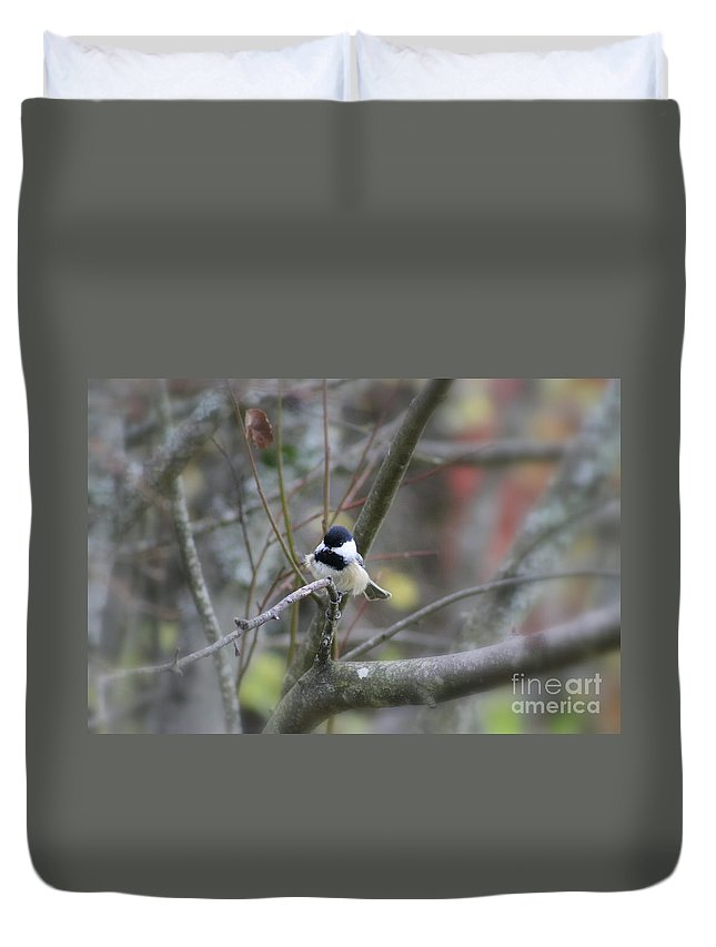 Christmas Duvet Cover featuring the photograph Wheres My Coffee by Leone Lund