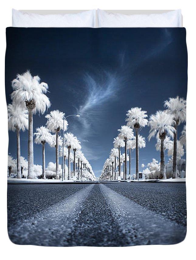 Street Photographs Duvet Covers