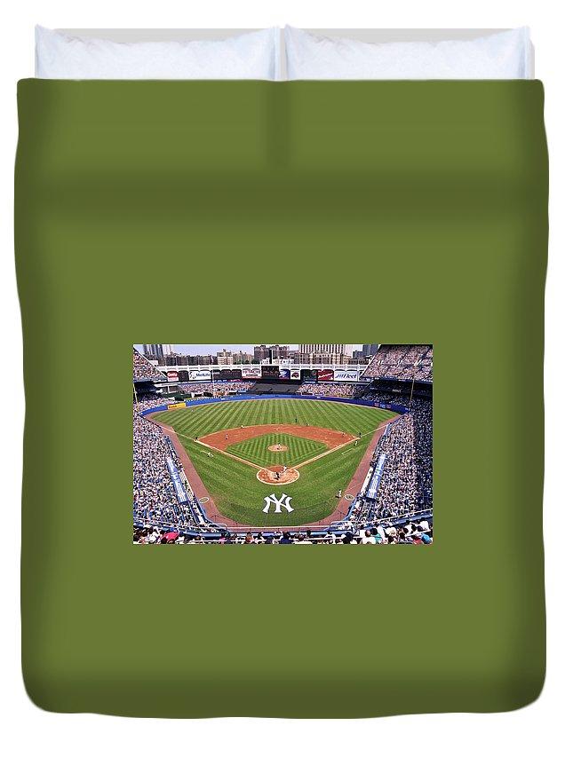 Yankee Stadium Duvet Covers