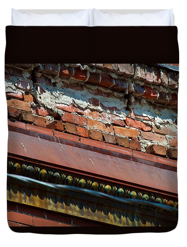 Ybor City Duvet Cover featuring the photograph Ybor City 2010 4 by David Beebe