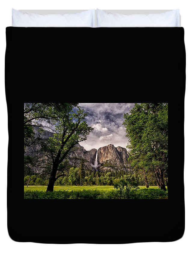 Yosemite National Park Duvet Covers