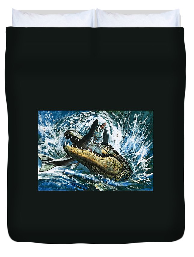 Alligator Duvet Covers